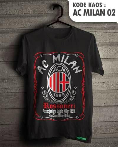 kaos distro bola AC Milan 02