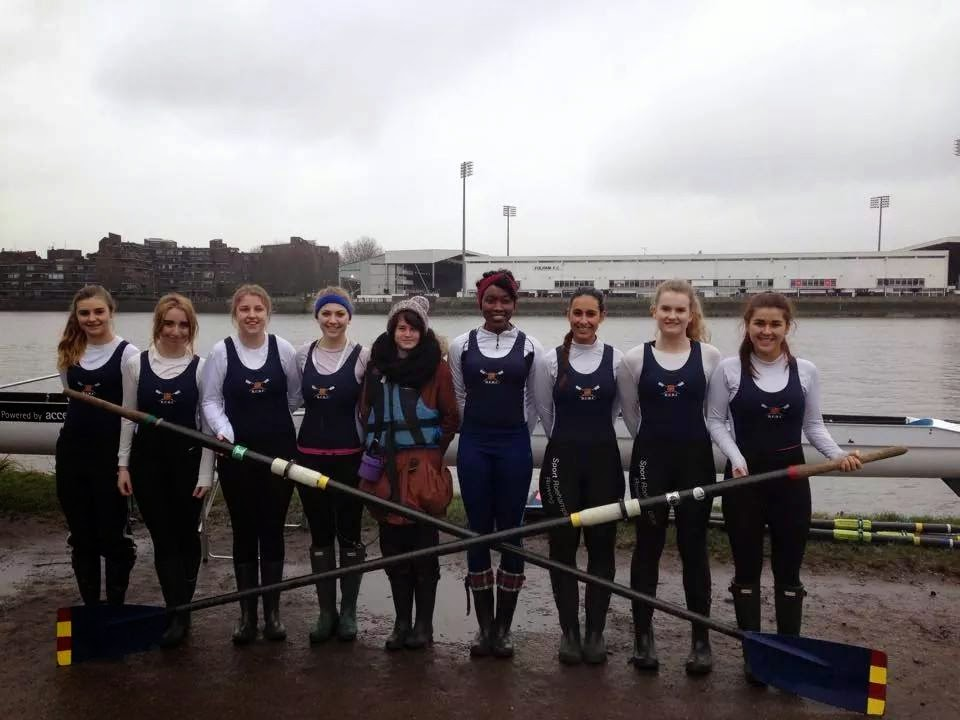 Roehampton University Rowing Club