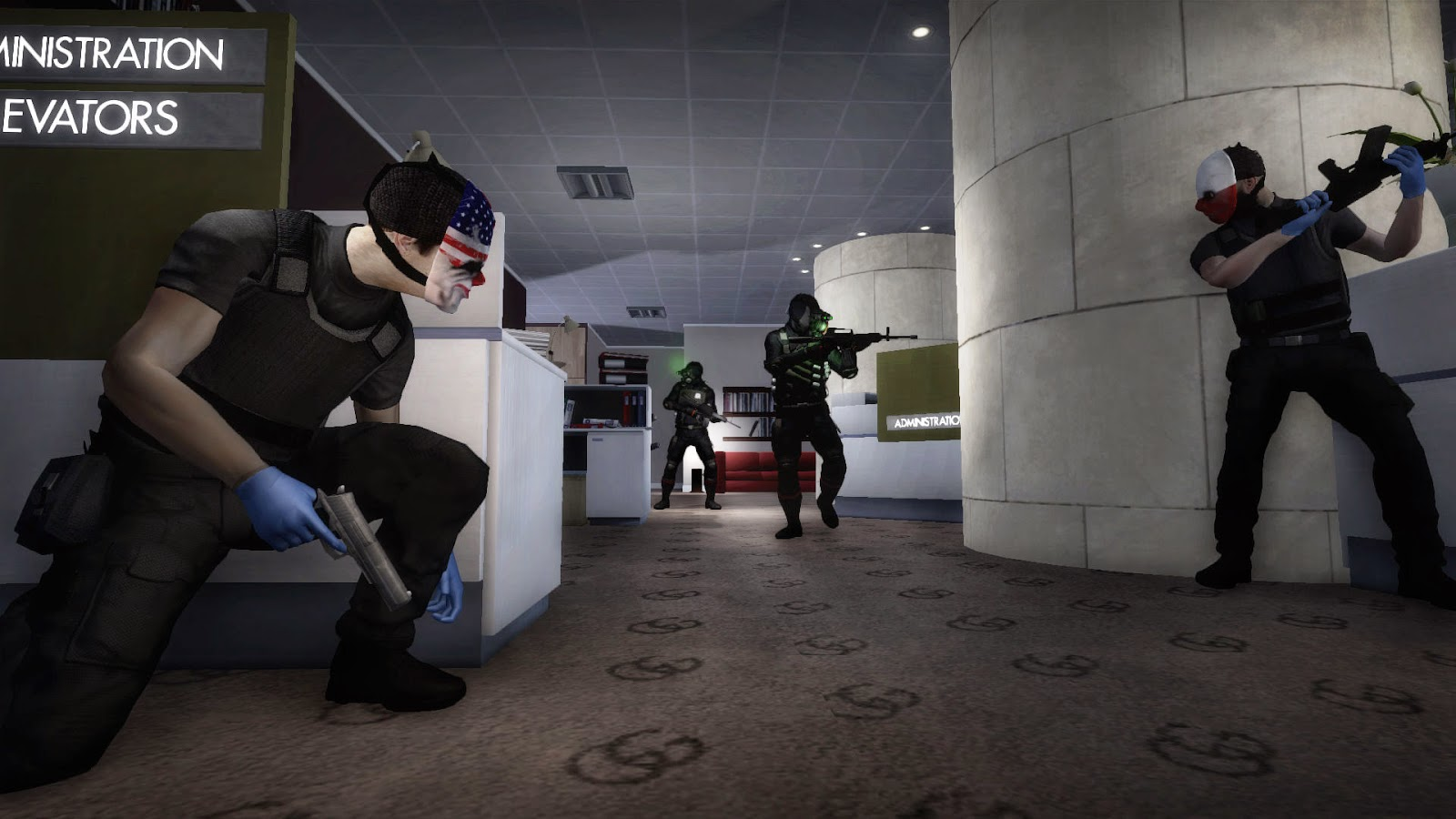 Payday The Heist full pc game free download