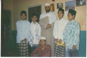Bersama Syeikh Al Azhar dari Mesir