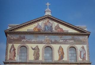 Basilica de San Pablo extra muros. Iglesias del mundo