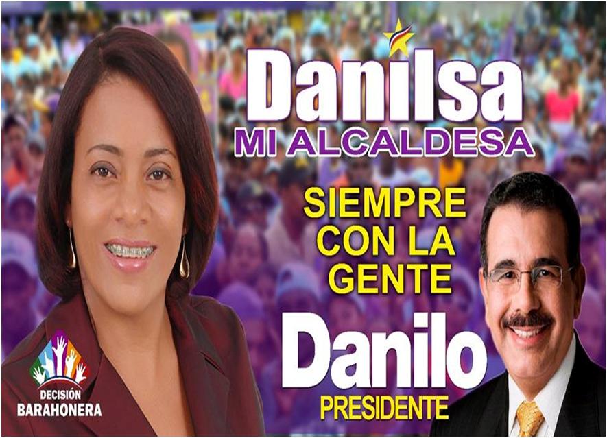 ALCALDESA DE POLO 2016-2020