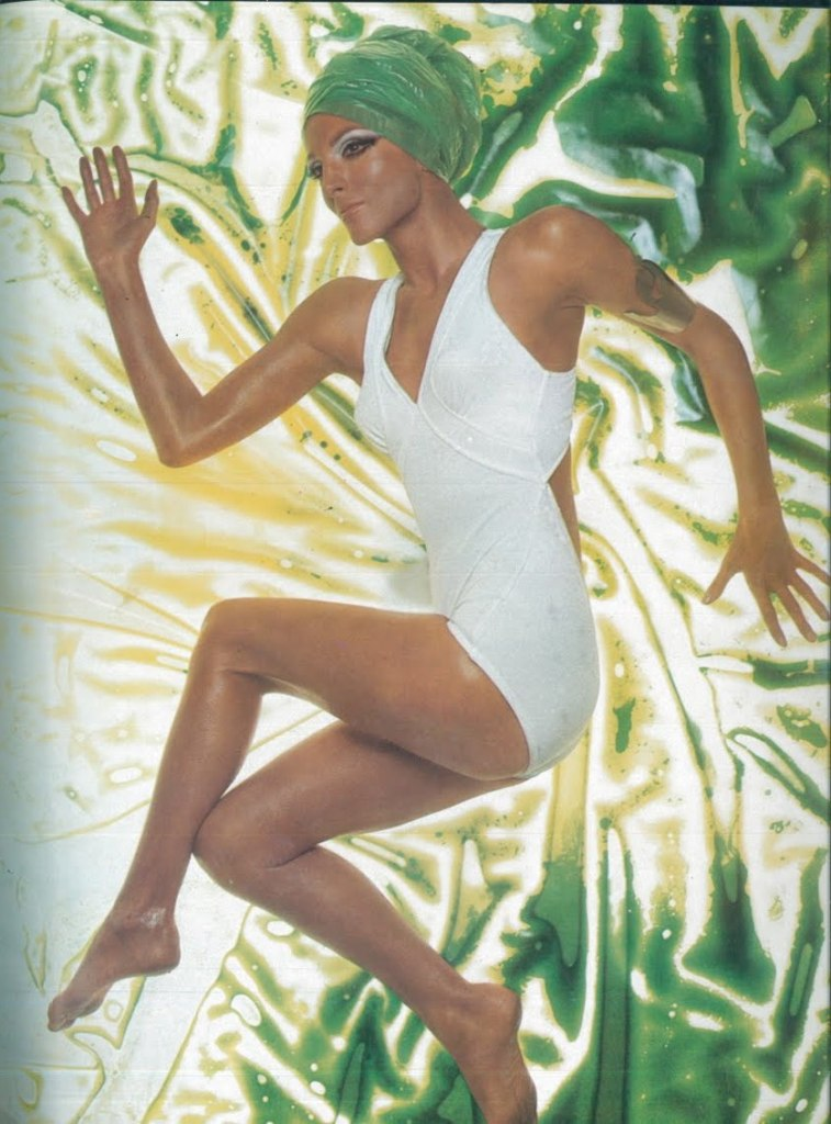 Trajes De Baño Vintage Vina Del Mar:Sensación Vintage: Hoy, trajes de baño de 1969