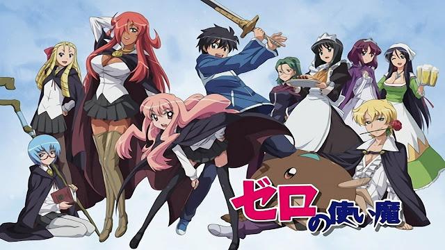 Bohaterowie Zero no Tsukaima najpewniej doczekają się 5 sezonu anime