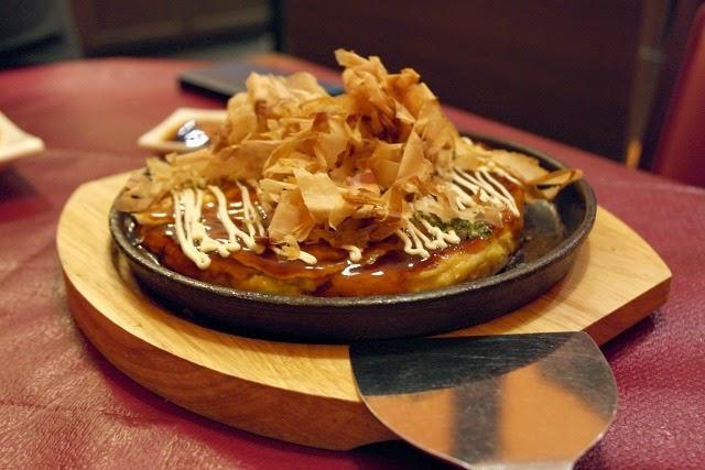 Okonomiyaki en madrid