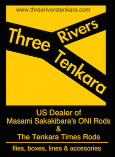 Three Rivers Tenkara