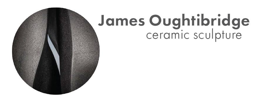 James Oughtibridge - Ceramic Sculptor