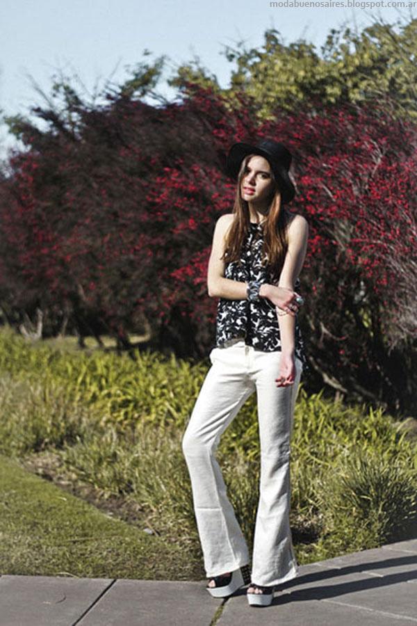 Pantalones oxford 2015 SantaOsadía primavera verano 2015.