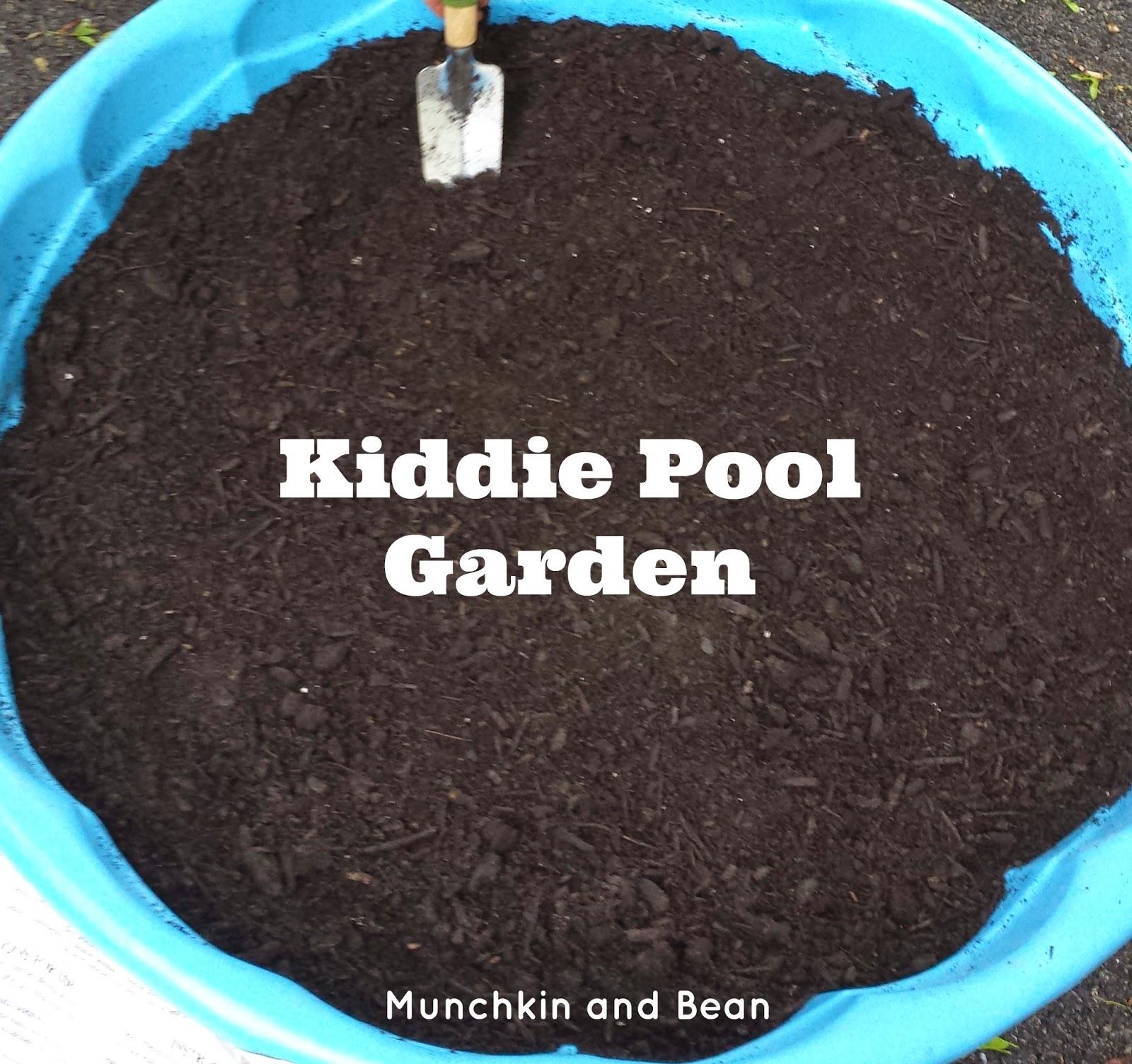 Kiddie Pool Garden