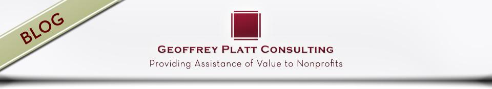Geoffrey Platt Consulting - BLOG