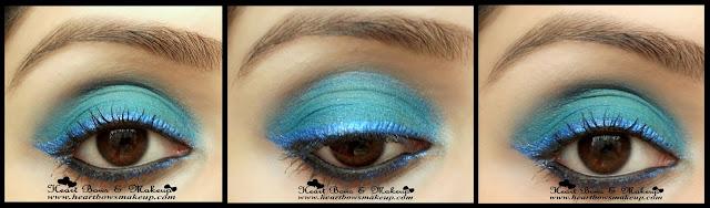 Bourjois Ombre à paupières Eye Shadow 02 eyemakeup tutorial