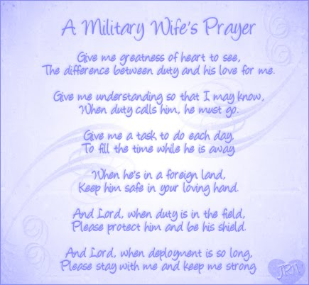 a chance to bloom a military wife 39 s prayer