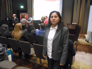 LIC. MARLENI CAJUSOL, PARTICIPANDO EN EVENTOS DE ACTUALIZACION PROFESIONAL
