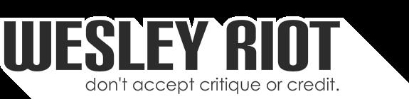 Wesley Riot
