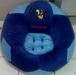 PUSAT GROSIR SOFA BOLA DONALD DUCK