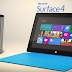 Microsoft Surface Full Specification, Feature at a glance