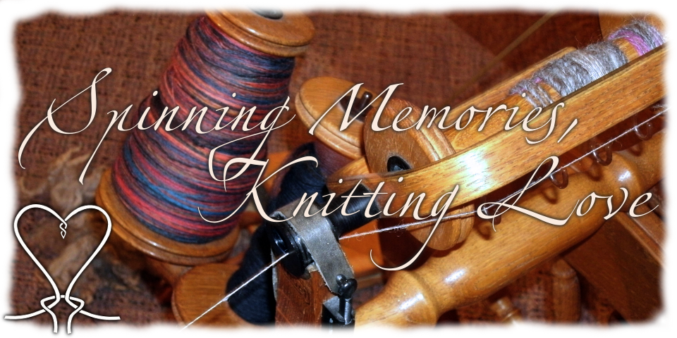 Spinning Memories - Knitting Love