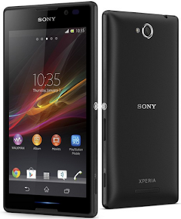 Sony Xperia C2305 User Manual Guide