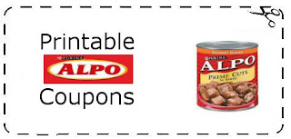 Coupons are readily available for nearly all kinds and brands of dog food. It's up to you to take a small amount of time, and print out the coupons that you need. Using our printable coupons will allow you to feed your k9 companion the best, and have money leftover to spend any way you like in