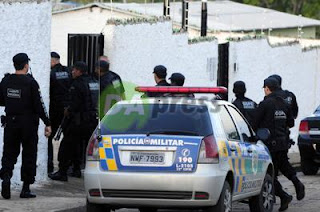 Cadeia Pública de Cristalina Goiás
