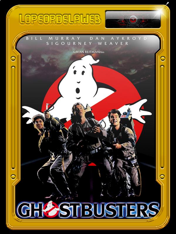 Bilogía: Ghostbusters (Los Cazafantasmas) [720p-Dual-Mega]