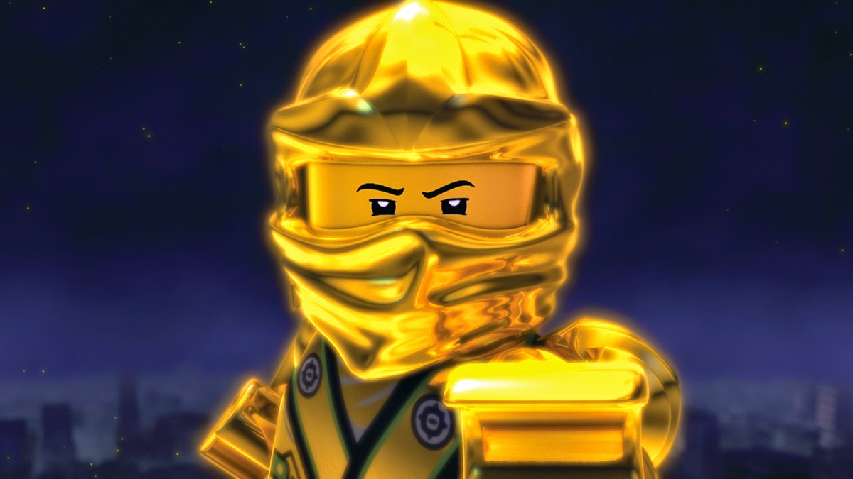 Ninjago Gold Ninja Wallpaper Which Ninjago Character Are
