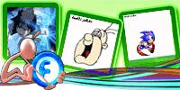 Animations Display Picture – Naruto – Ngantuk – Sonic Running Part 2 | gif | Blackberry Messenger Avatar | Fadli Jabir | Blackberry animasi | Funny Cartoons | Blackberry Animations