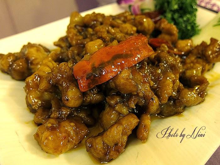 妮喃小語:川湘饌。美食節目名主廚羅進雄師傅的料理餐廳