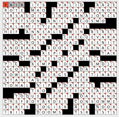 Rex Parker Does the NYT Crossword Puzzle: South American ...