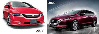 Harga Mobil Bekas Second Honda Odyssey