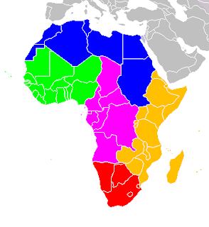 Límites de África