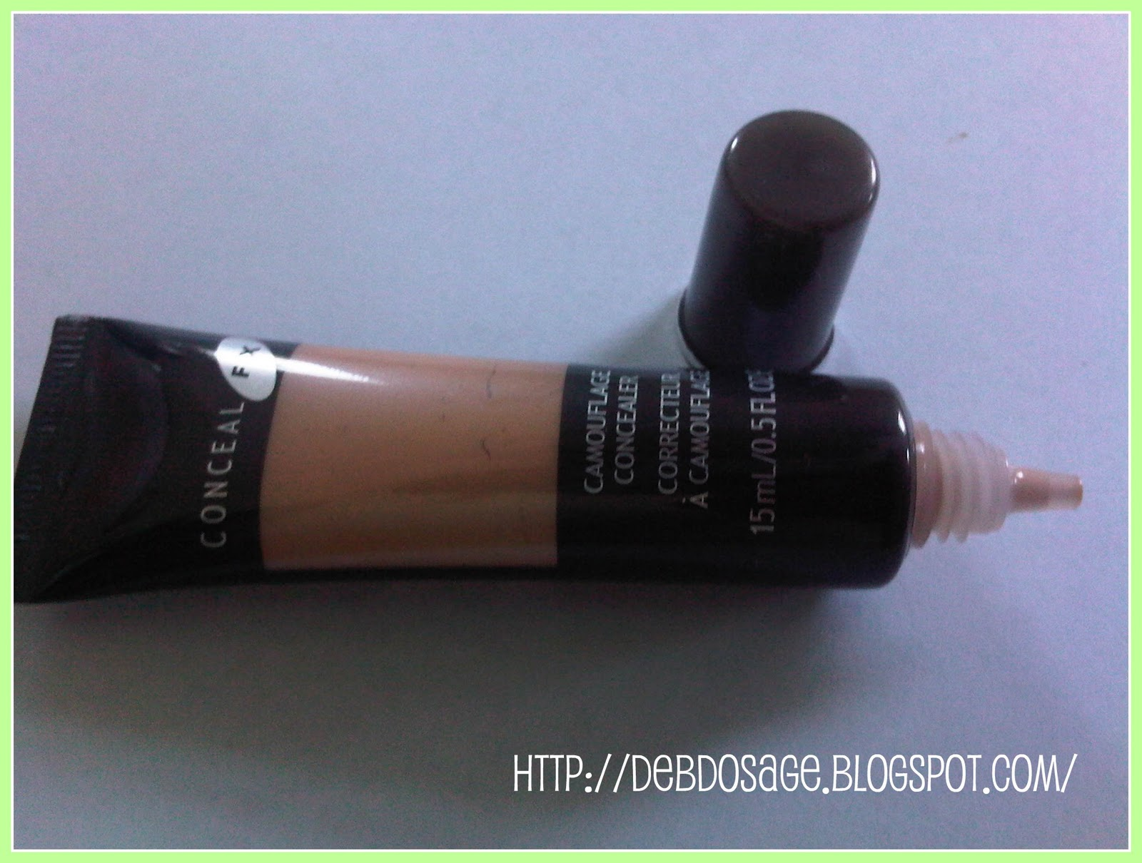 A Blog for your daily Deb Dosage :): Eye love to conceal - REVIEWS