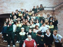 Coro y Banda St Paul's College 1999