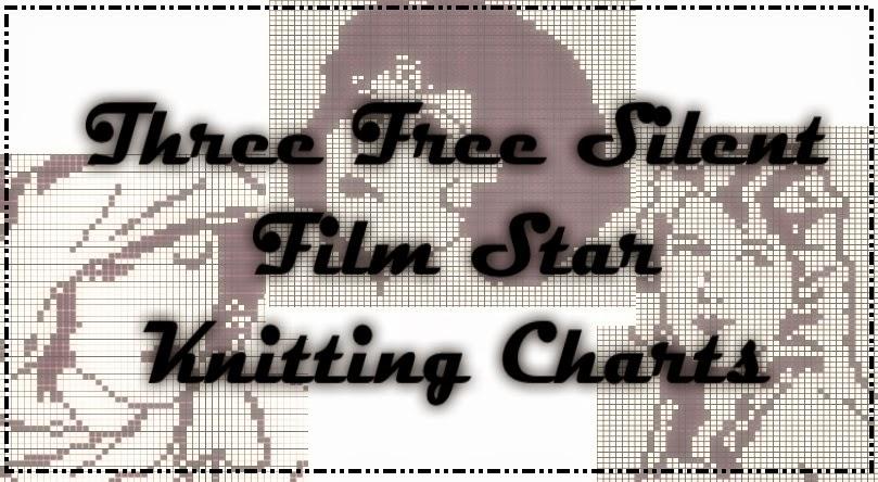 Free Silent Stars Knitting Charts