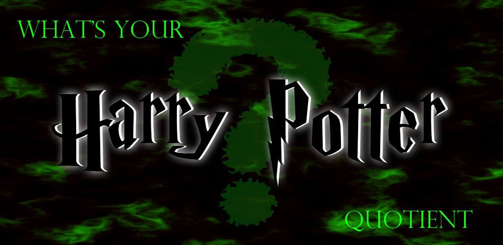 Harry Potter Quotient