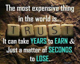 trust emo quote