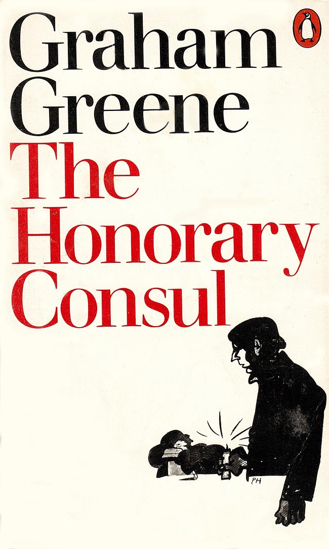 a review of the book the honorary consul by graham greene Complete order of graham greene books in publication order and chronological order  the honorary consul (1973)  book series in order » authors » graham greene.
