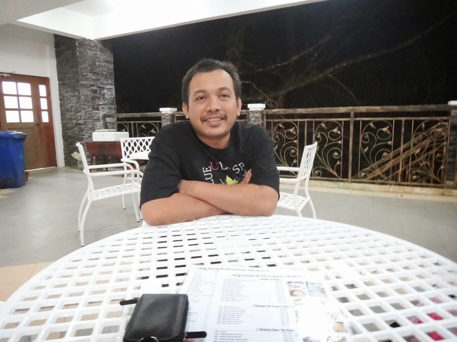 FRASER HILL : DINNER TIME @ PUNCAK INN
