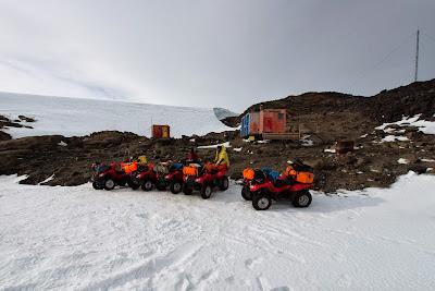 Platcha Antarctic Plateau