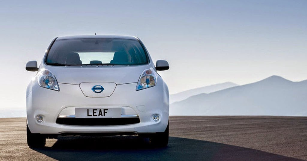 2014 nissan leaf release - photo #21