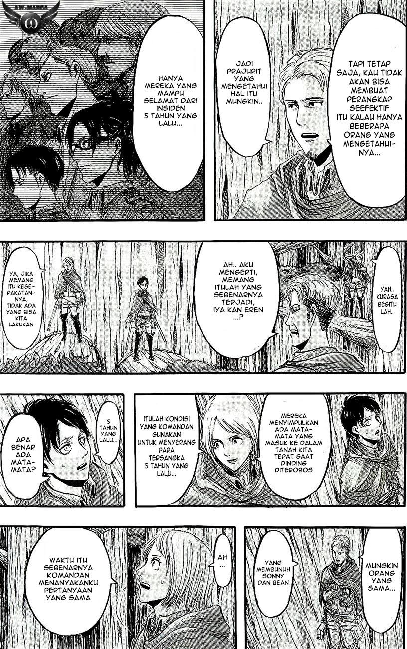 Shingeki no Kyojin Chapter 27-12