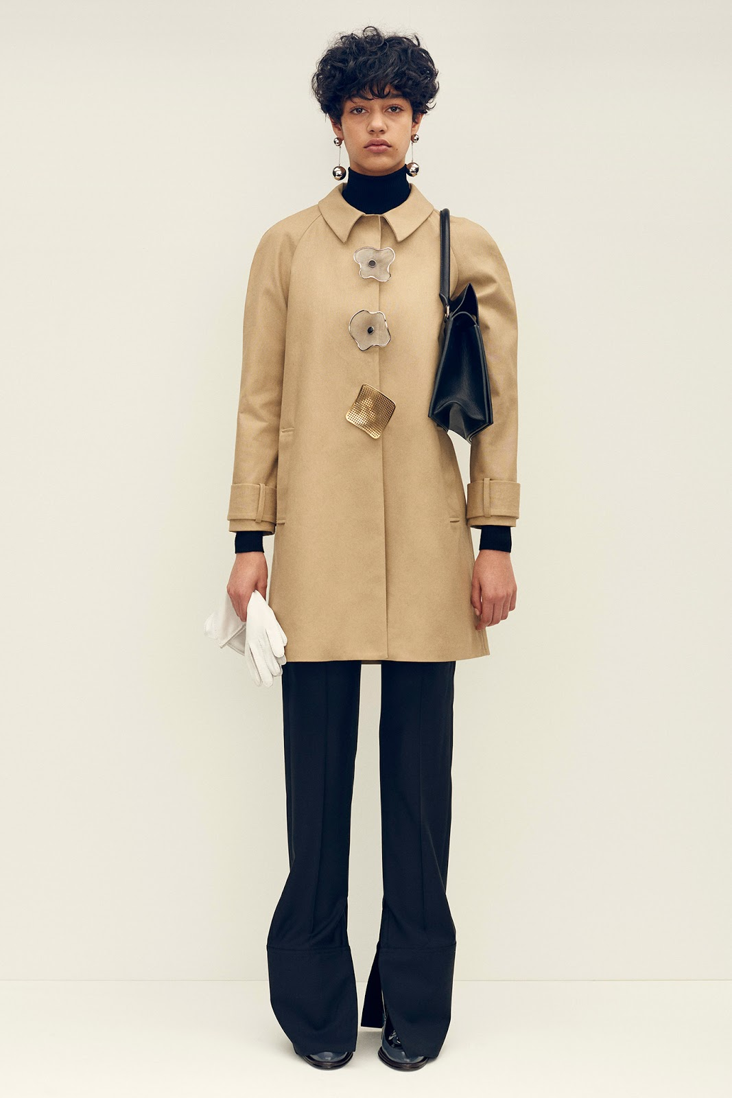 via fashioned by love | JW Anderson Pre-Fall 2015 | camel trends | 2015