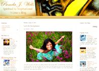 Pamela's Spiritual & Inspirational Blog