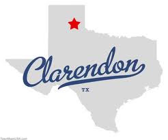 Clarendon, Texas, U.S.A.