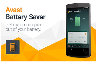 Avast Battery Saver, Aplikasi penghemat Baterai Android