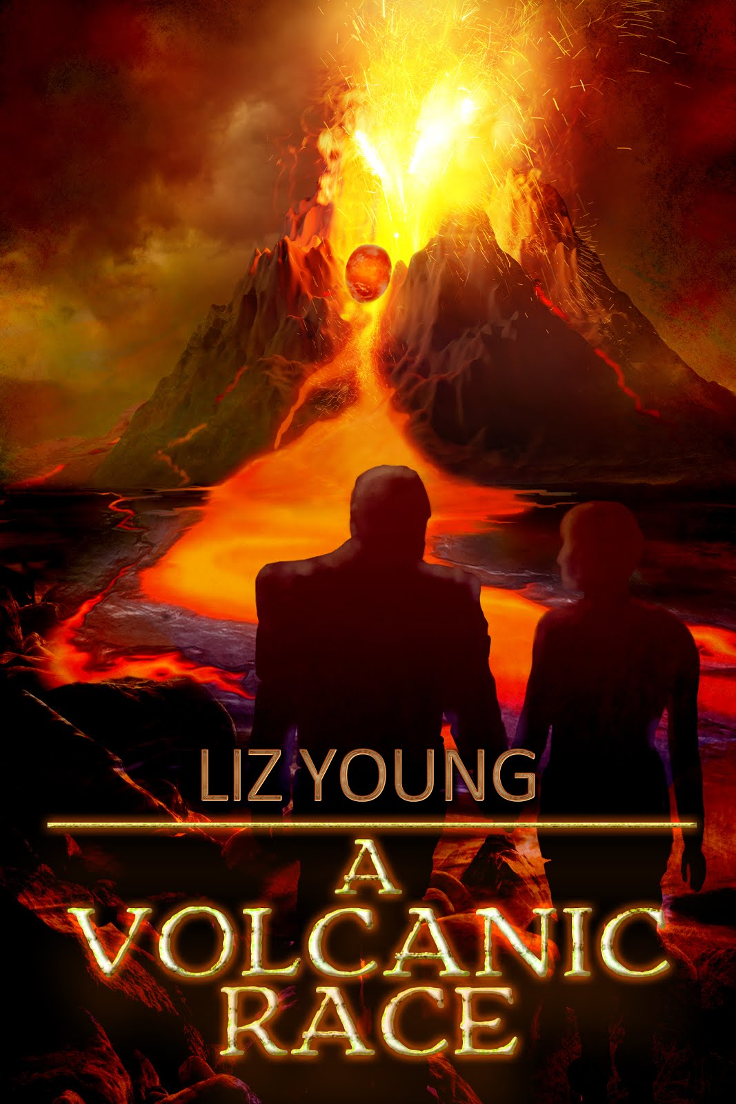 Buy now on https://www.amazon.co.uk/Volcanic-Race-Living-Rock-Book-ebook/dp/B077J3S6V5/ref=sr_1_1?s