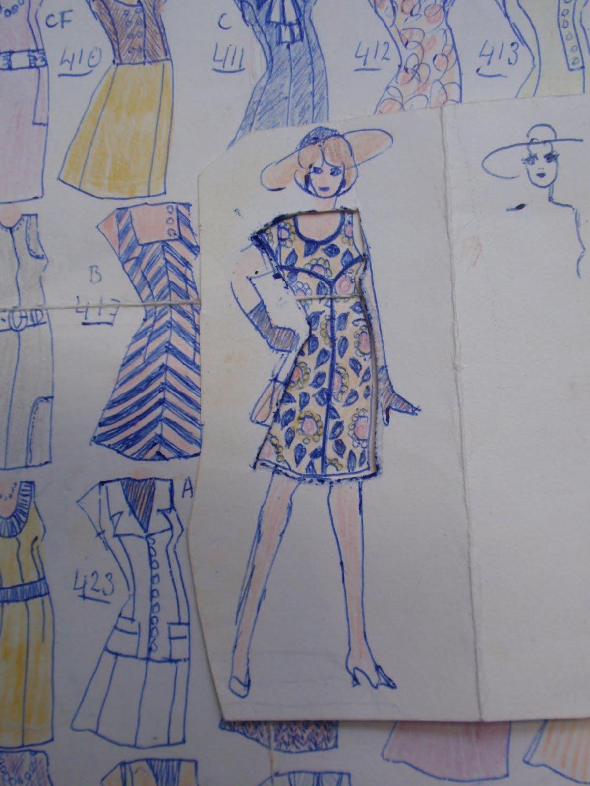 Alles vanellis: mode ontwerpen...