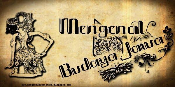 Artikel Bahasa Jawa Tentang Kebudayaan