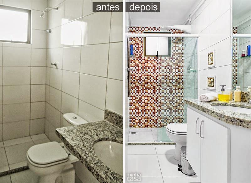 Garcia da Abyara corretor de imóveis Banheiro decorado com adesivos fica pro -> Banheiro Apartamento Decorado Adesivo