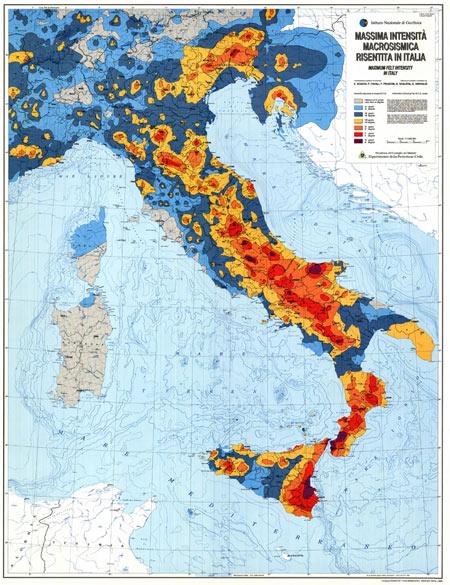 Apocalisse 2012 terremoto oggi terremoti recenti dal 2 for Ingv lista terremoti di oggi